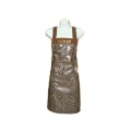 豹紋防水圍裙