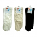 日本防UV手套-開指