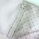 日本抗UV袖套-全指點點小花