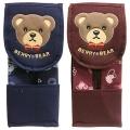坐熊吊式面紙套
