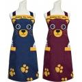 可愛貓頭圍裙-76*73 TT520