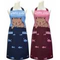 摸魚貓圍裙