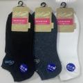 鱷魚200針刺繡船襪